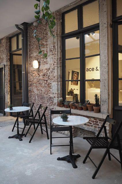 Exceptionnel ATELIER RUE VERTE , Le Blog: Anvers / St Vincents, Un Concept Store Au Look  Industriel /