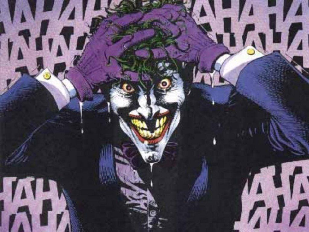 Joker Comic Wallpapers
