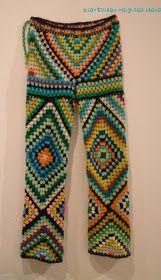 kiertoidea - recycled ideas: TEE ITE! Kajahtaneet kudelmat näyttely 2013-14 - DIY! Weawes gone wonky