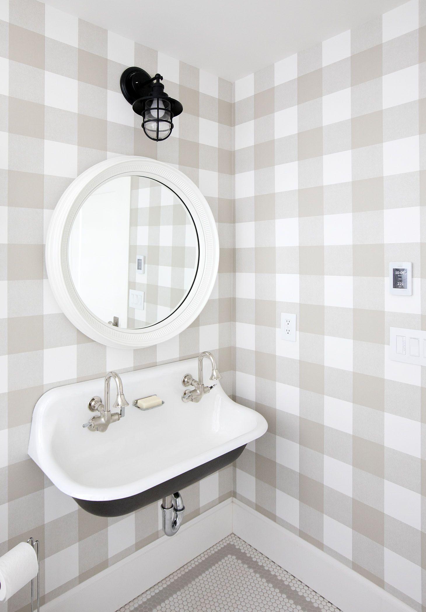 Home Tour Series Spare Bathroom Design Inspiration For