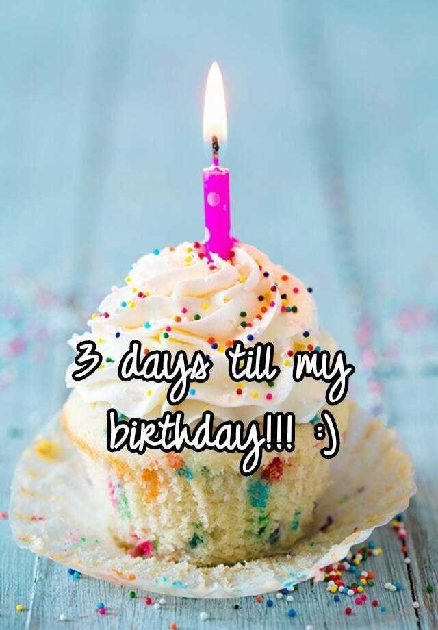 Birthday Countdown Quotes : birthday, countdown, quotes, Birthday!!!, Birthday, Countdown,, Bday,, Happy, Wishes, Bestfriend