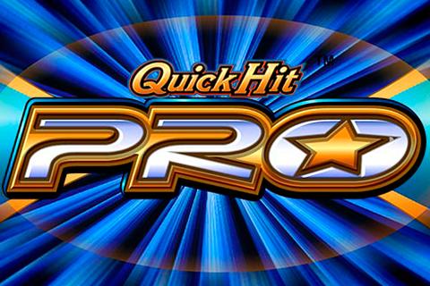 Quick Hit Pro Slot by Bally Play FREE at SlotsUp! Free