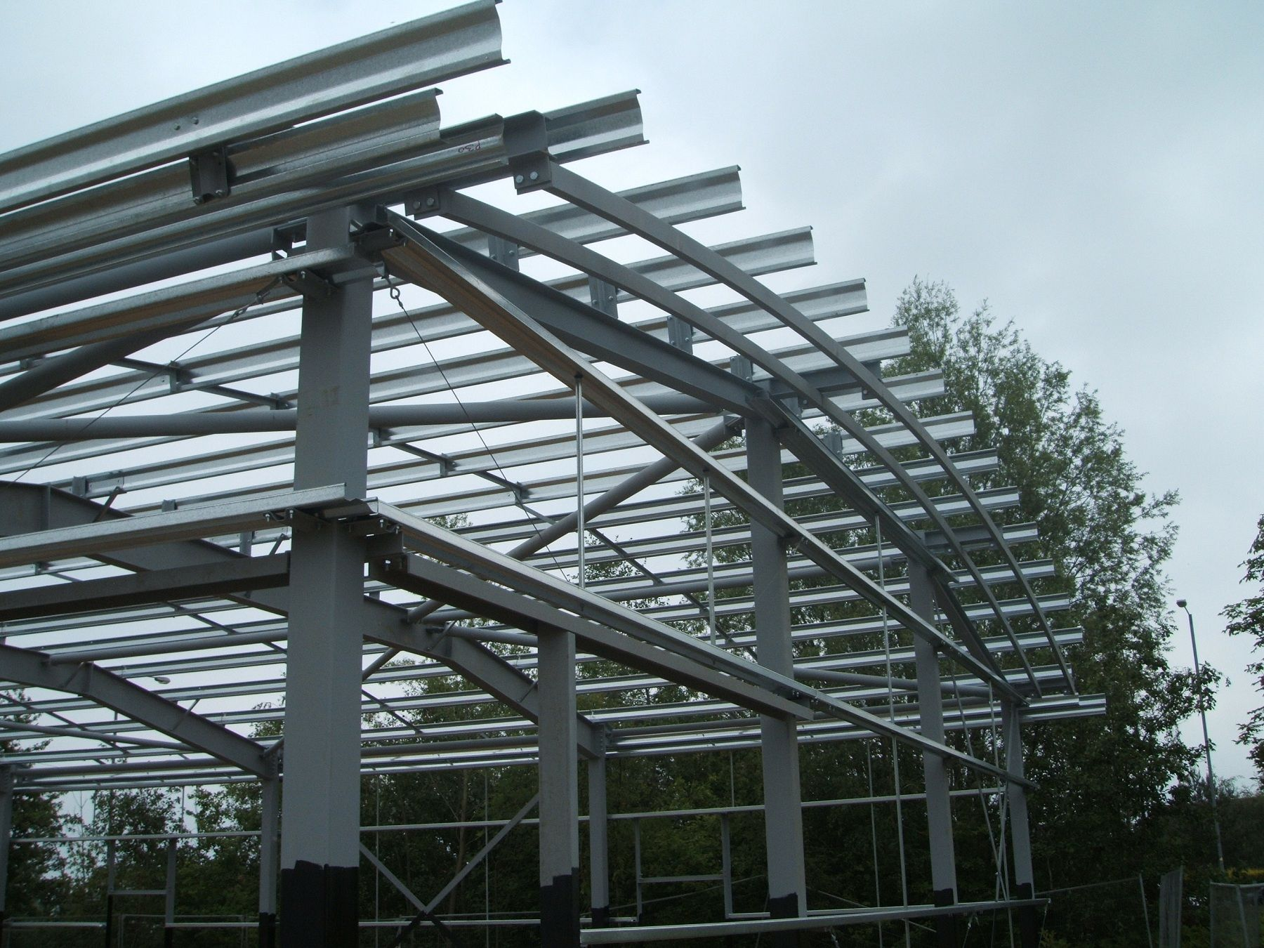 Roofing C Purlins Amp 2 X 3 Roof Purlins