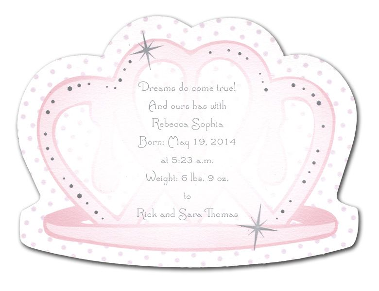 Petite Princess Princess Birthday Invitations Princess Birthday - Princess birthday invitation templates free