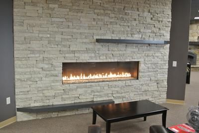 Montigo r620 linear gas fireplace lumbermen 39 s lake cedar for Fireplaces southwest