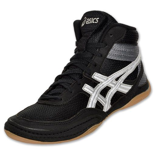 Asics Matflex 3 Men's Wrestling Shoes | FinishLine.com | Black ...