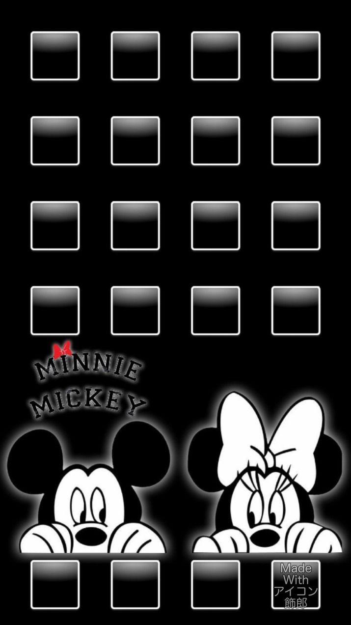 No Title ミッキーマウスアート 壁紙iphoneディズニー アップルの壁紙