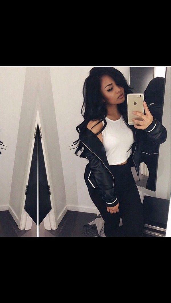 Bomber jacket | Jacket | Pinterest