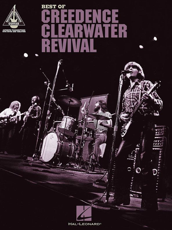 CREEDENCE CLEARWATER REVIVAL CCR ROCK GUITAR TAB TABLATURE SONG SOFTWARE CD