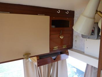 Slide Out Draw For Caravan Storage Caravan Storage Caravan Indoor Decor