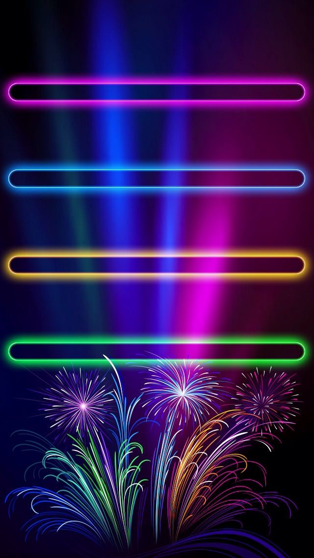 Neon Lights Shelf Wallpaper Wallpaper shelves, Cellphone