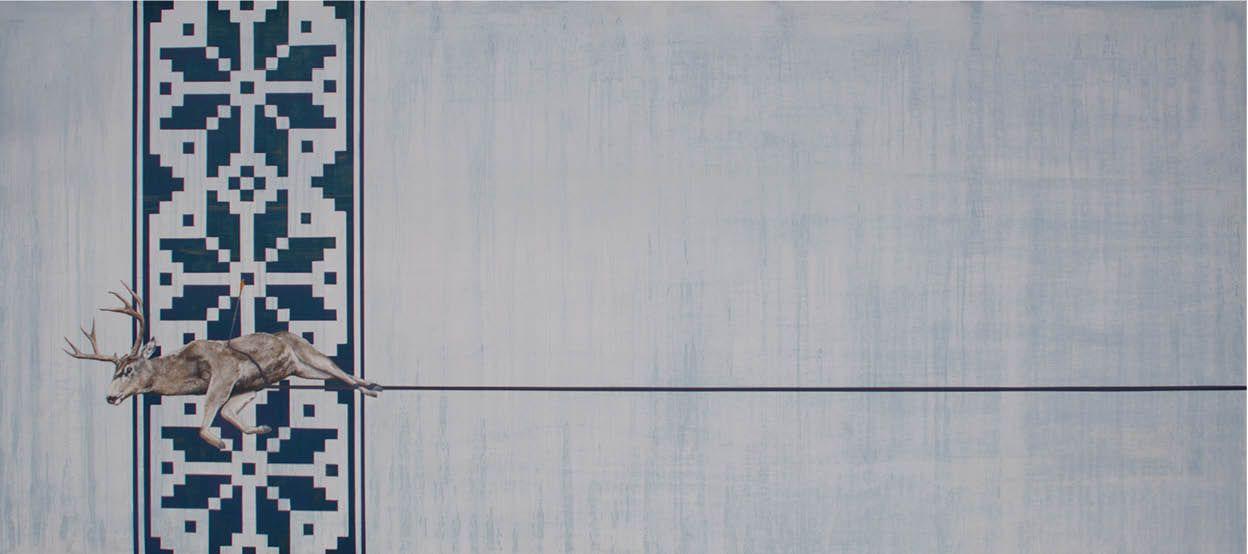 The In Between Oil On Wood Panel Blake Aasebycom My Work Wood