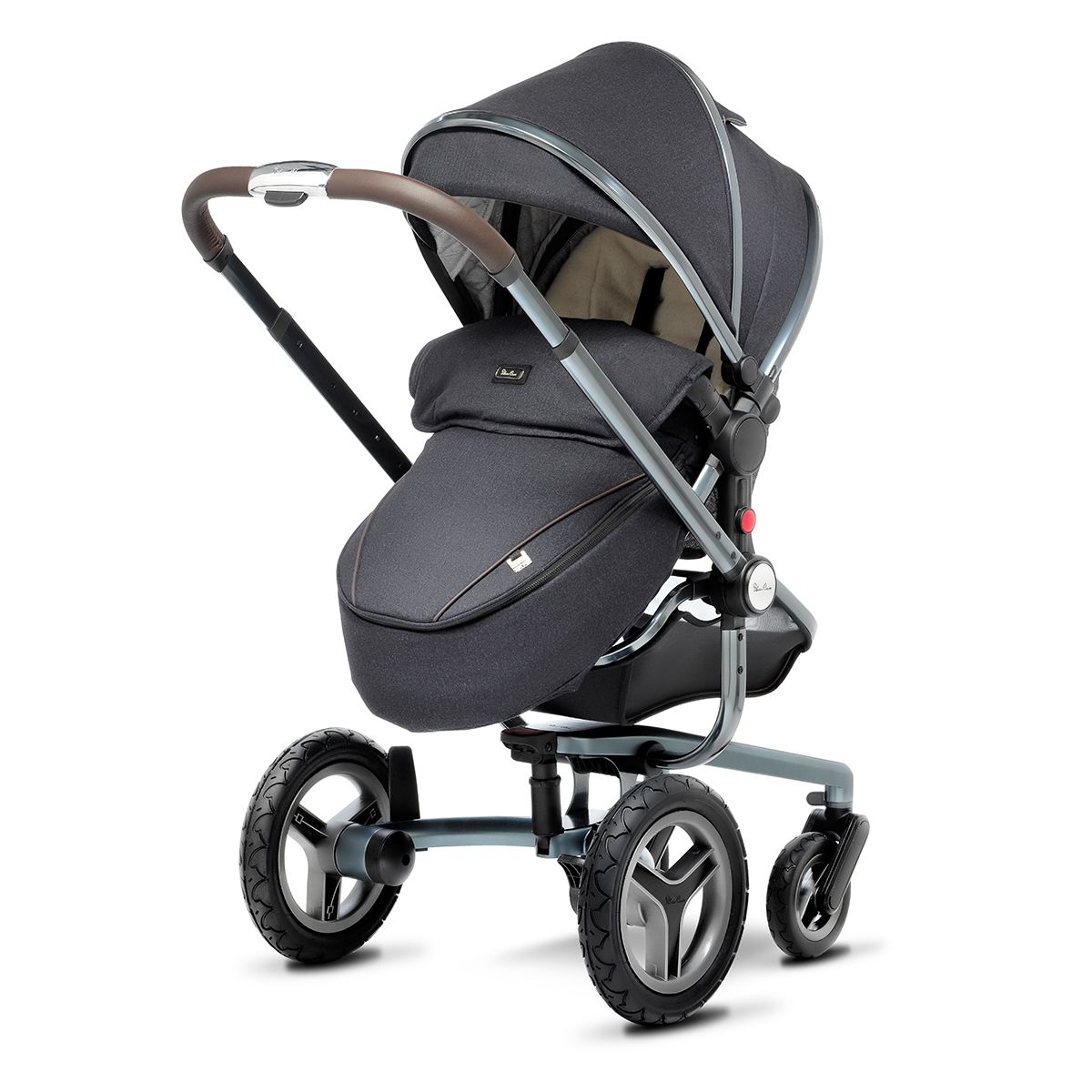 Buggy Silver Cross Henley Limited Edition De Boomhut Pushchair Prams And Pushchairs Travel Systems For Baby