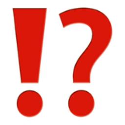 The Exclamation Question Mark Emoji On Iemoji Com Emoji This Or That Questions Question Mark