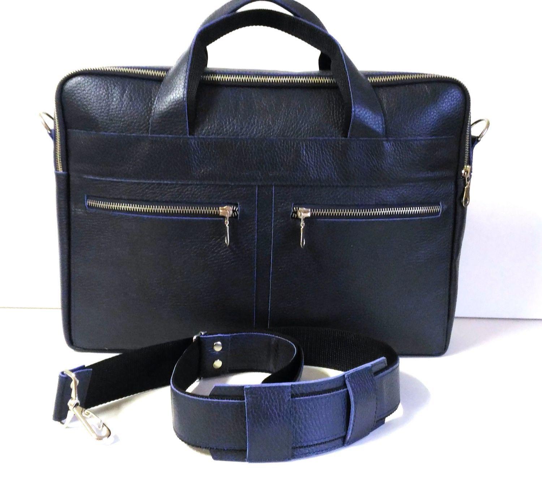 5ead0747 Мужские сумки ручной работы. Ярмарка Мастеров - ручная работа. Купить  Мужская кожаная сумка.