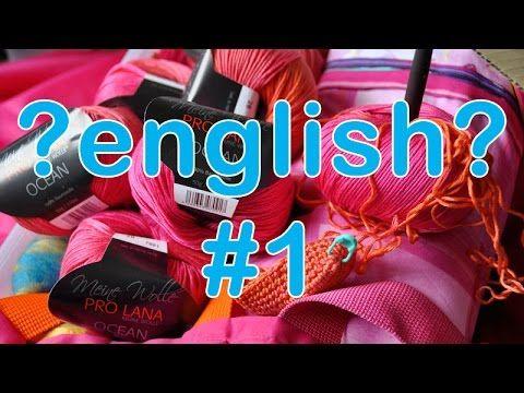 Englische Strickanleitungen verstehen * Teil 1 | Stricken lernen ...