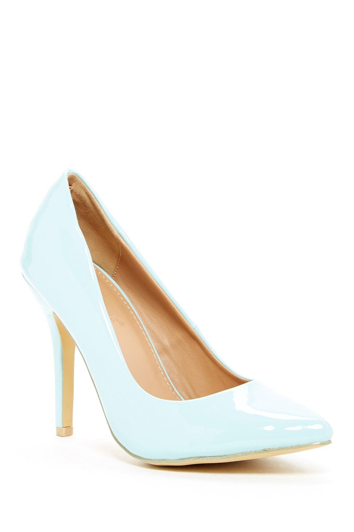 Roisin High Pump by Elegant Footwear on @HauteLook