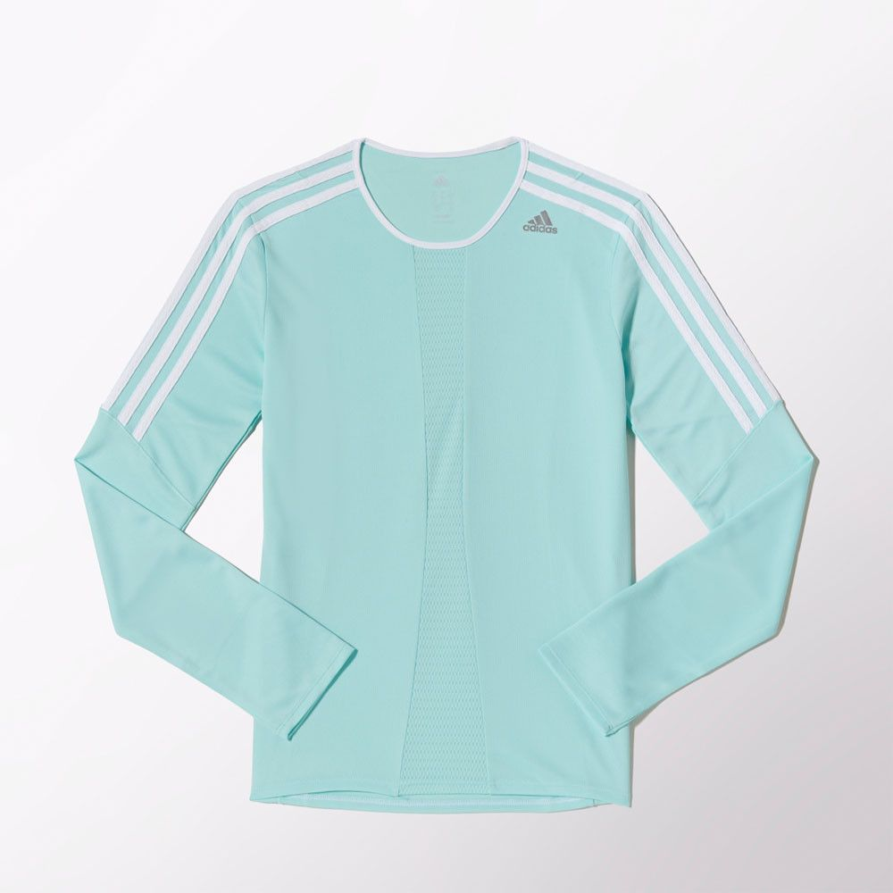 Adidas Lady Response Long Sleeve Top picture 1