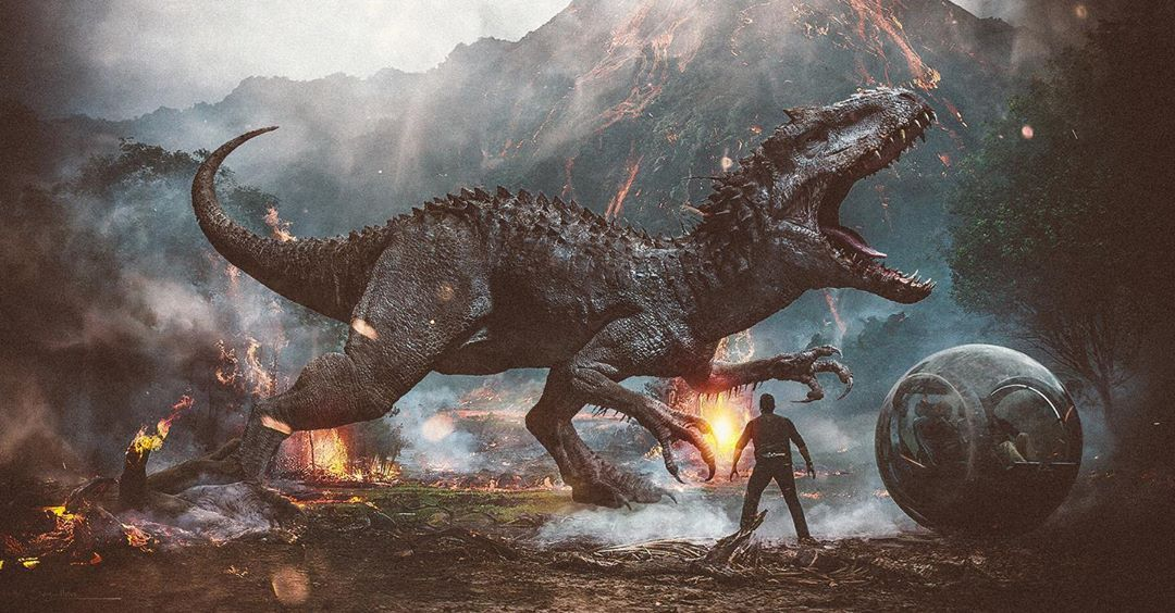 What If The Indominusrex Was Never Killed In Jurassic World Do You Think Rexy Would Jurassic World Wallpaper Jurassic Park World Jurassic World Dinosaurs