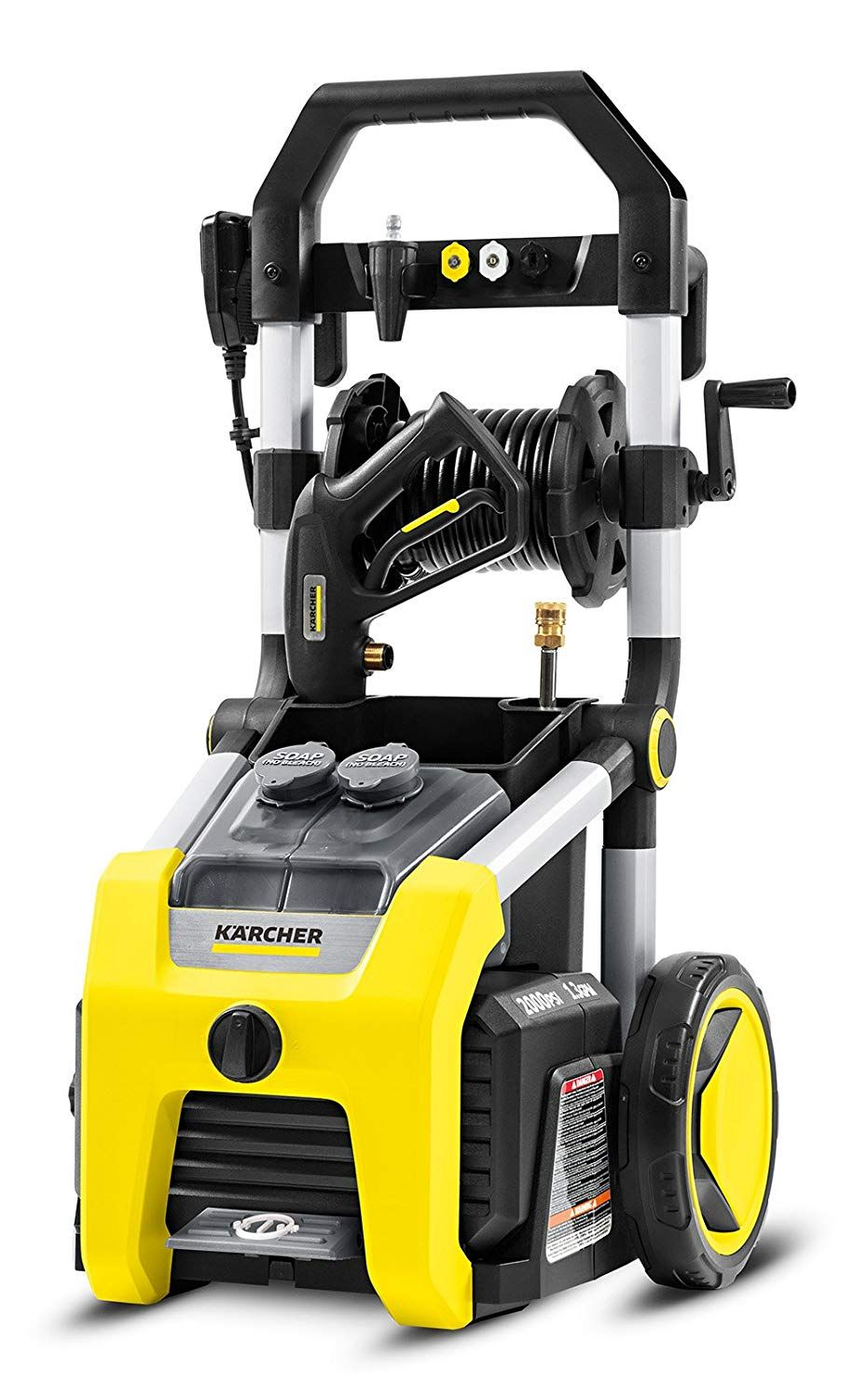 Karcher K2000 Electric Power Pressure Washer Review | Best