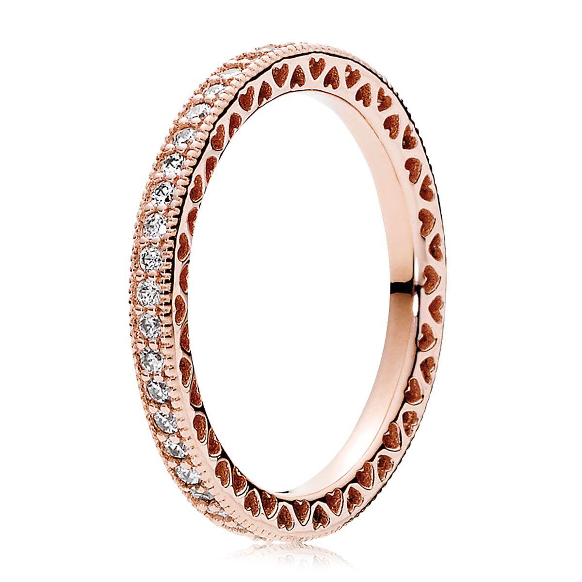 caf2731e6 ... ebay ring pandora rose of hearts ring fe062 6288a