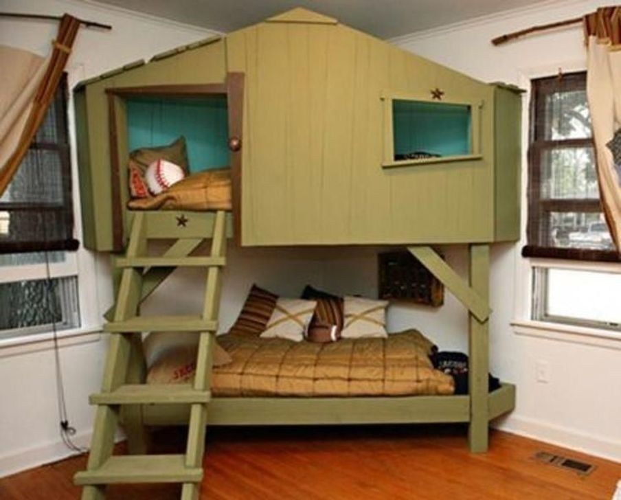36 Amazing Bunk Bed Ideas For Boys Room Betten Fur Kinder