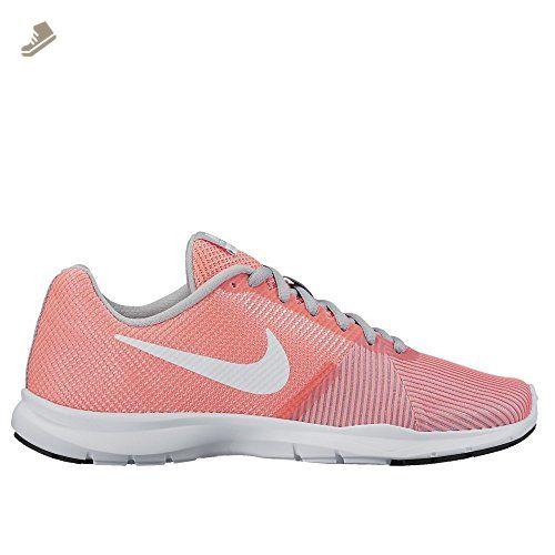azafata Surrey Ordenado  Nike - Wmns Flex Bijoux - 881863600 - Color: Orange-White - Size: 9.5 - Nike  sneakers for women (*Amazon Partner-Link… | Womens training shoes, Training  shoes, Nike