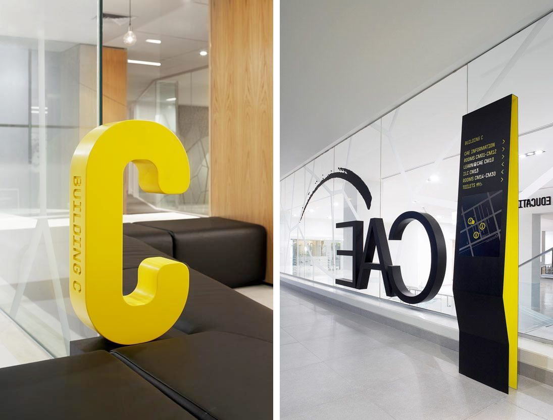 Centre for Adult Education Designed by Fabio Ongarato Design