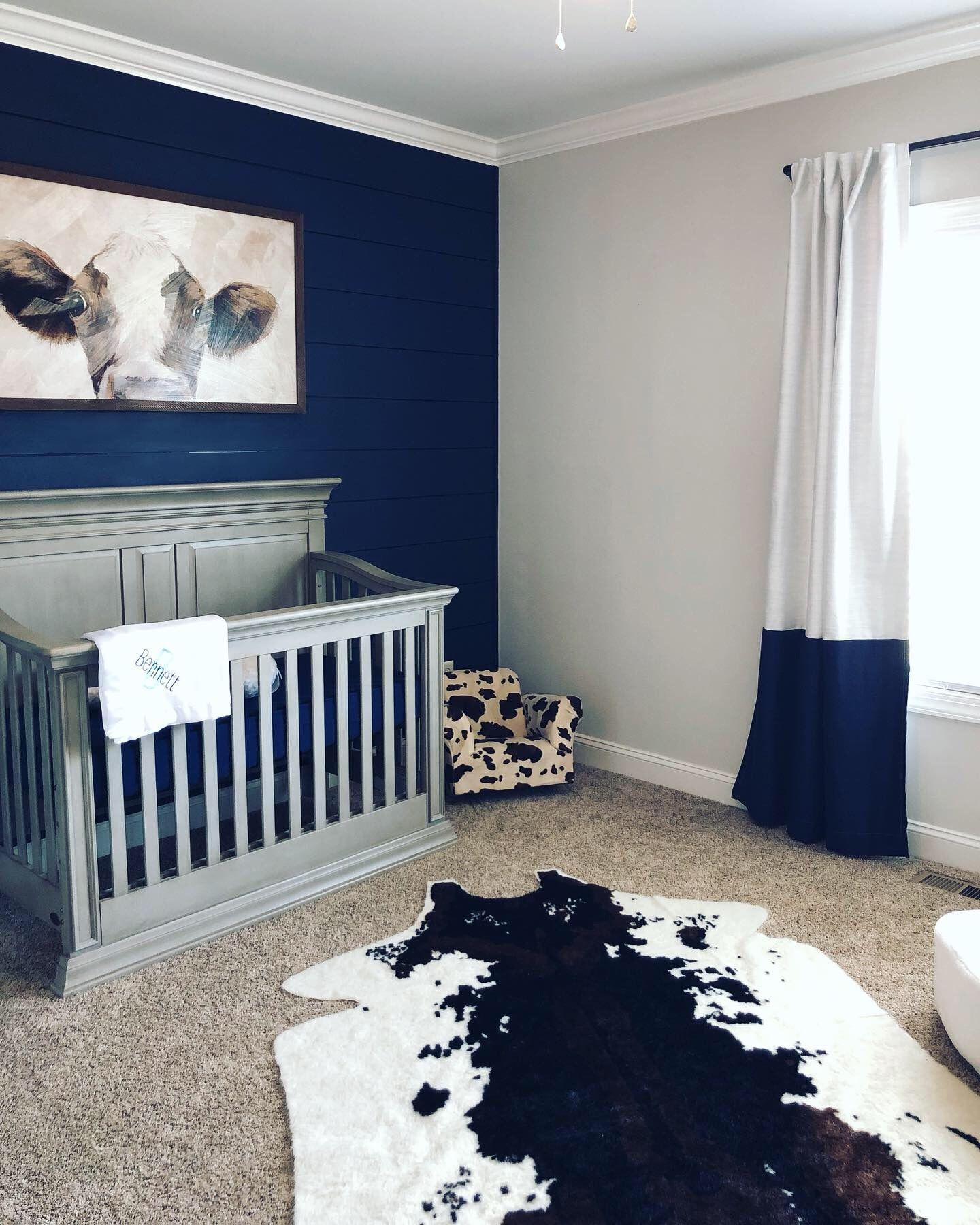 Cow Theme Nursery Baby Boy Room Nursery Nursery Baby Room Farm Nursery Theme