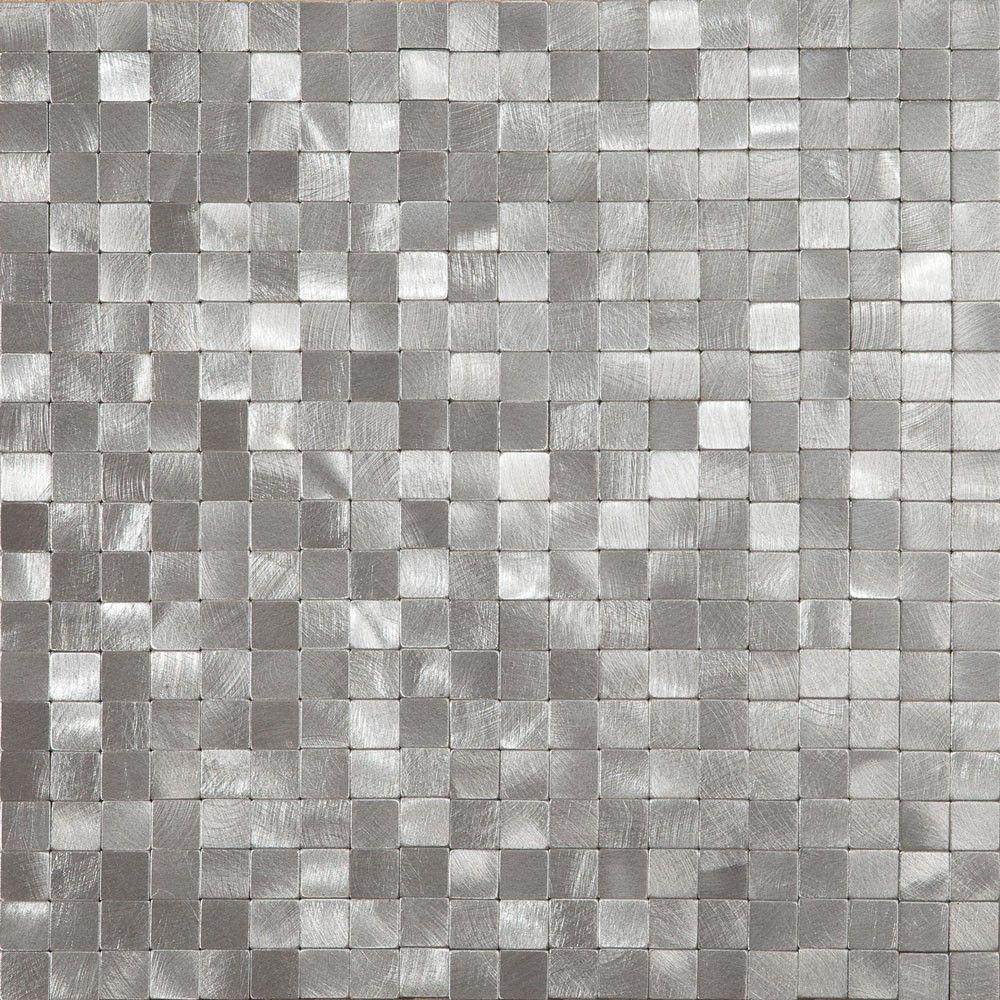 Platinum Mini Mosaic Tiles Instant Style 300x300x4mm