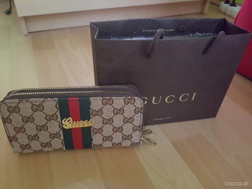 0fbe262cfe7f3 Gucci penazenka 10 eur. | nakupy | Gucci
