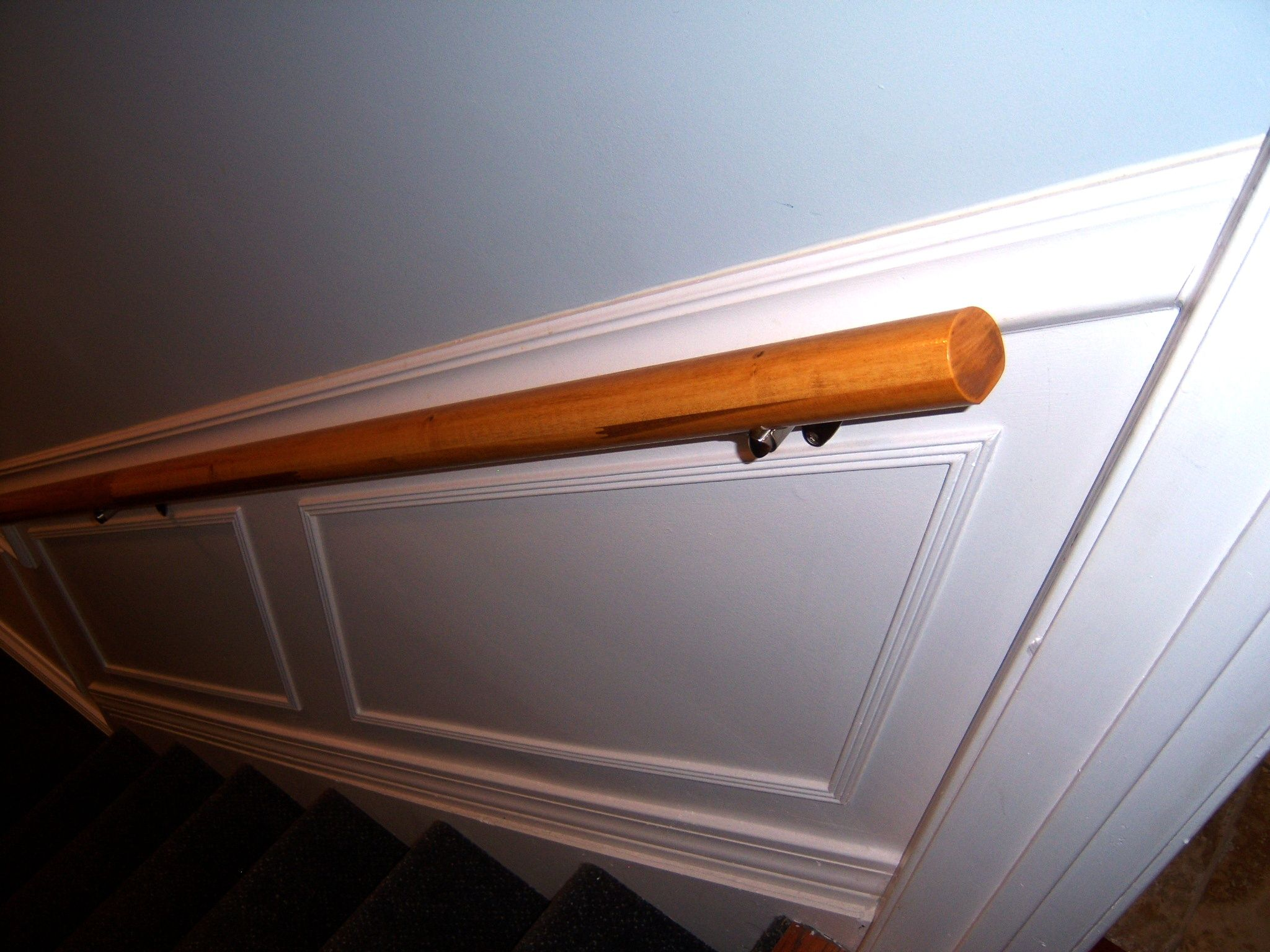 chair rail handrail