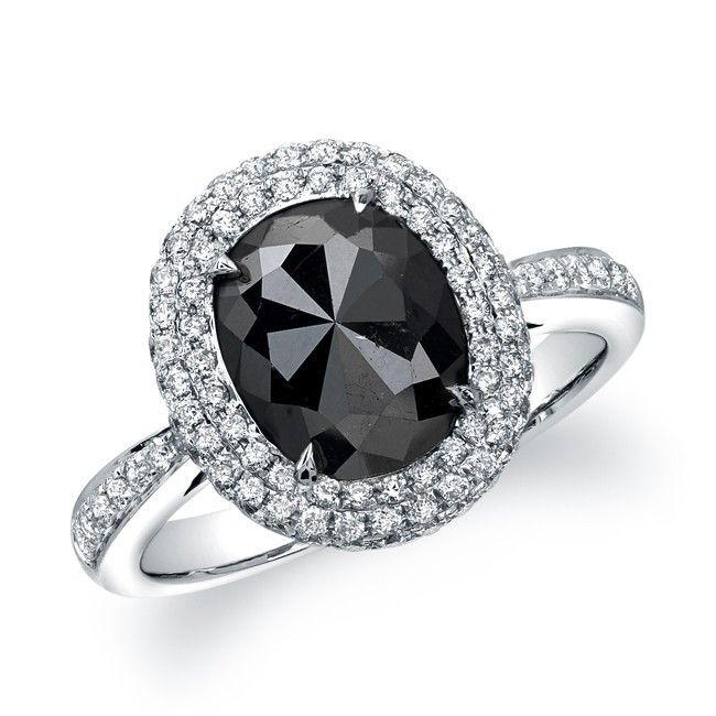 With All The Latest News Of Celebrities Buying Black Diamonds, Most People  Are Probably Wondering What These Unusual Diamonds Look Like And If They  Could ...