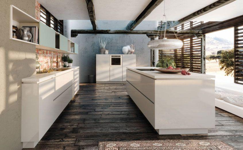 ALNO Küche von MÖBEL KRAFT surroundings Pinterest - alno küchen trier