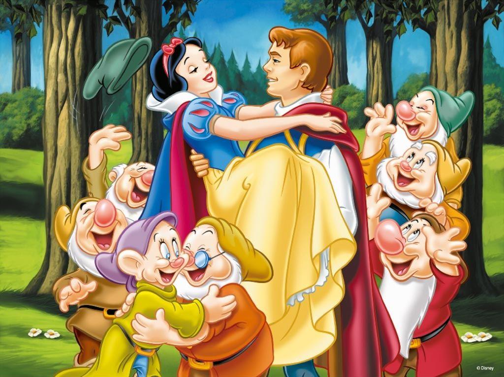 Descarga Las Imágenes De Blancanieves Y Los Siete Enanitos Gratis Imágenes Bonitas De La Blancanieves Y Los Siete Enanitos Blancanieves Blancanieves De Disney