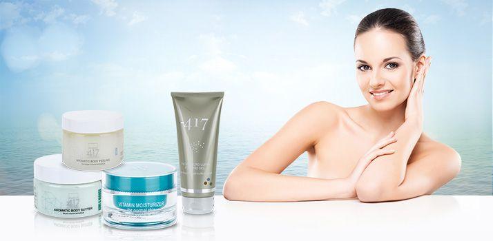 Zapraszamy do recenzji kosmetyków Minus 417, Gorąco polecamy!