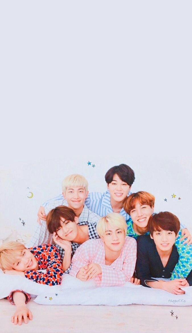 BTS / wallpaper / min yoongi / namjoon / jin / jimin