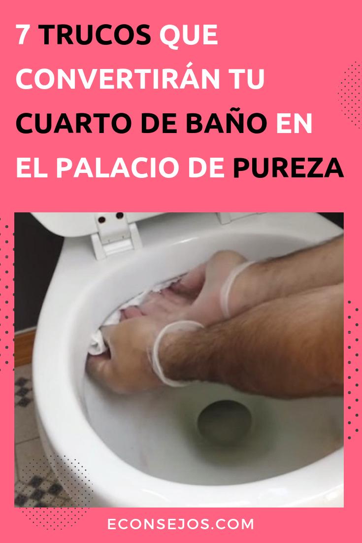 4 Trucos Que Dejarán Tu Baño Reluciente Con Productos Caseros Limpieza De Inodoros Limpieza De Colchones Trucos De Limpieza