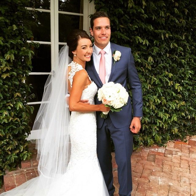 Our gorgeous bride Gia in her Caleche Bridal gown. Adelaide South ...