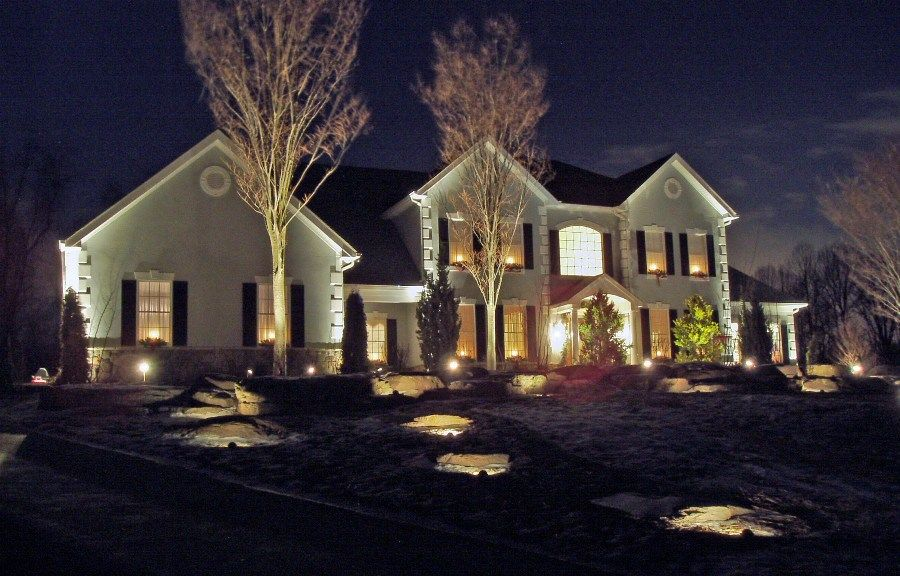 Led Outdoor Landscape Lighting To Enhance The Beauty Of Your House Darbylanefurniture Com In 2020 Landscape Lighting Design Modern Outdoor Lighting Outdoor Lighting