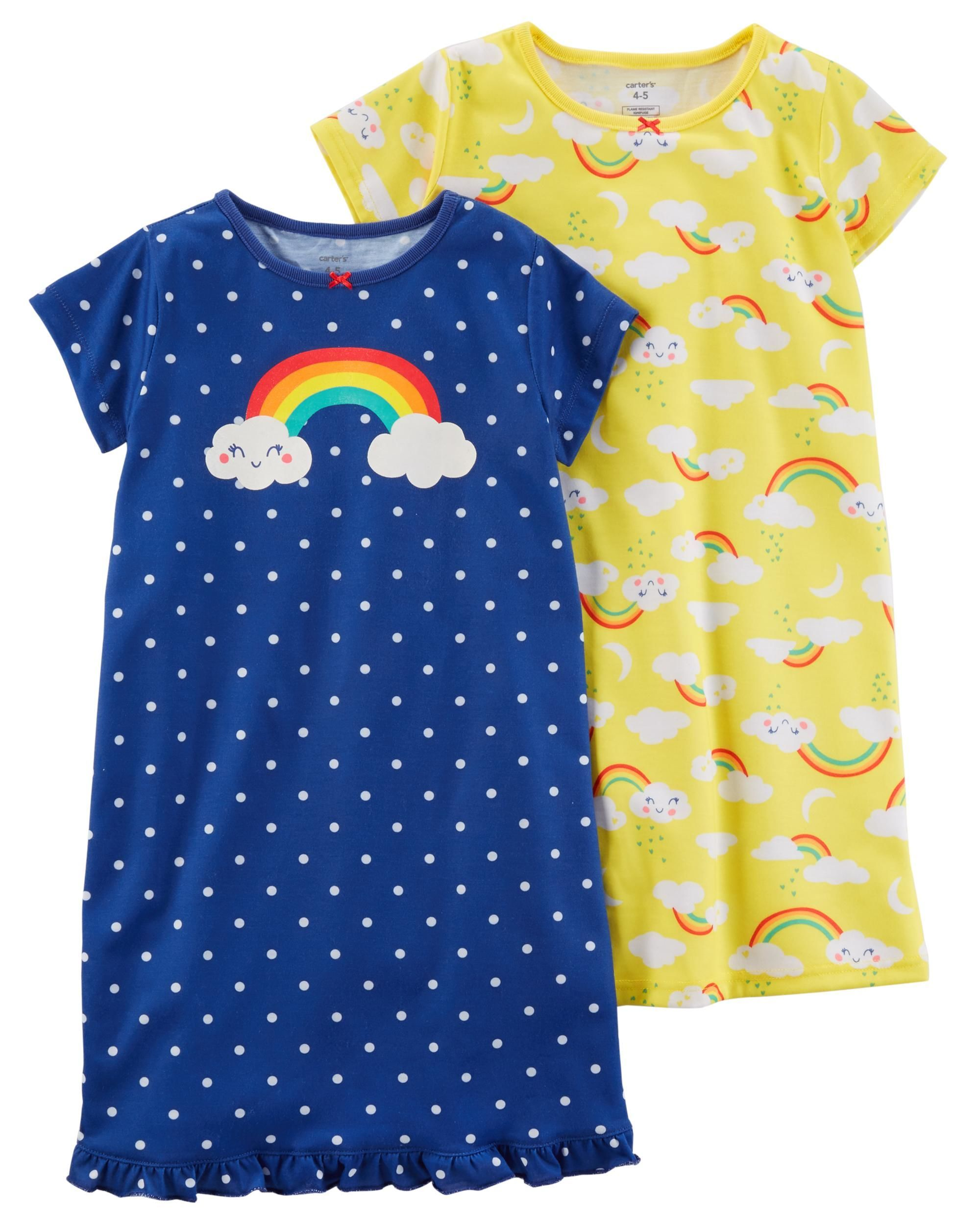 a1b8c7ed0 2-Pack Nightgowns