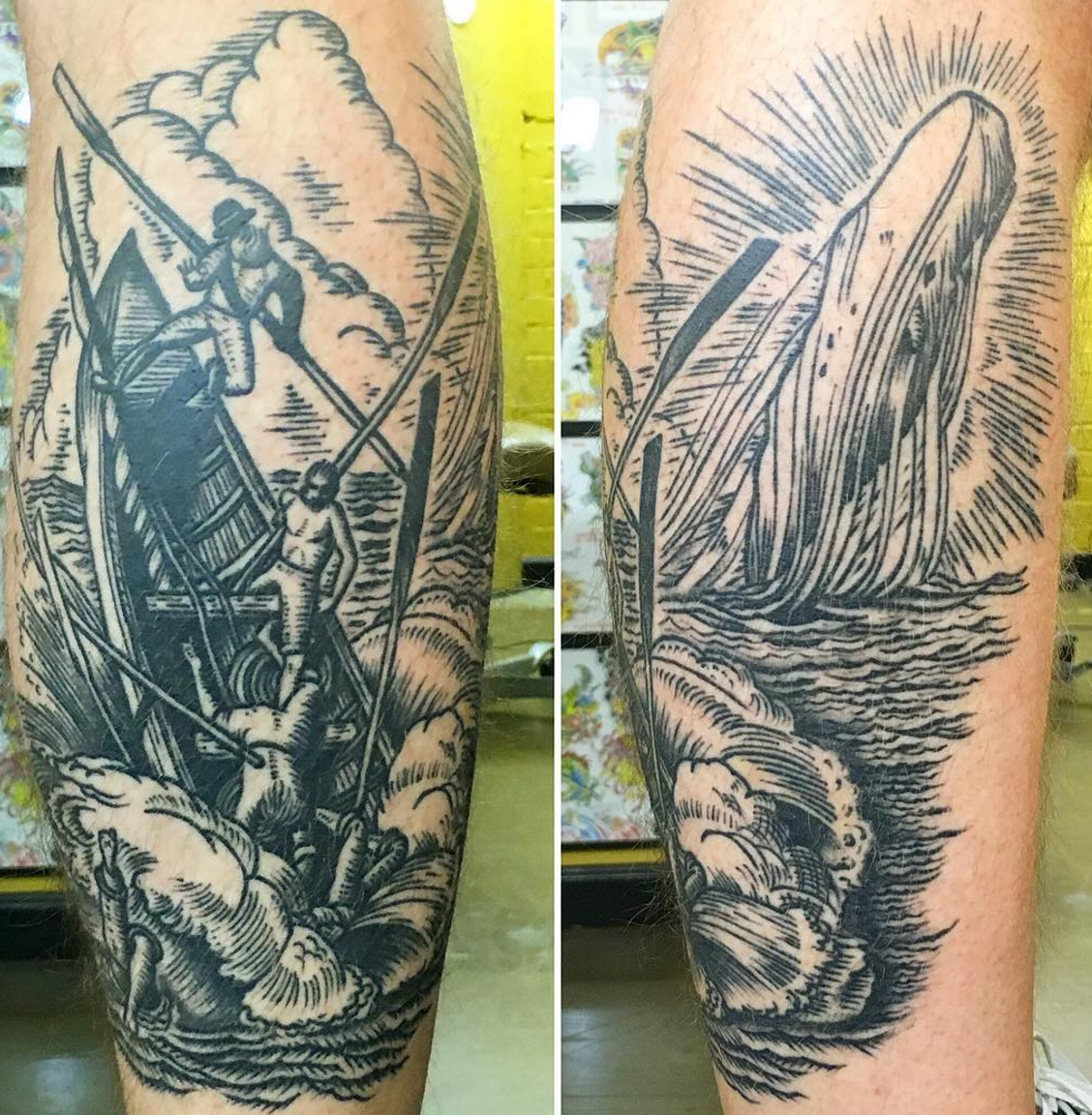Moby dick tattoo meaning moby dick pinterest tattoo whale moby dick tattoo meaning buycottarizona Gallery