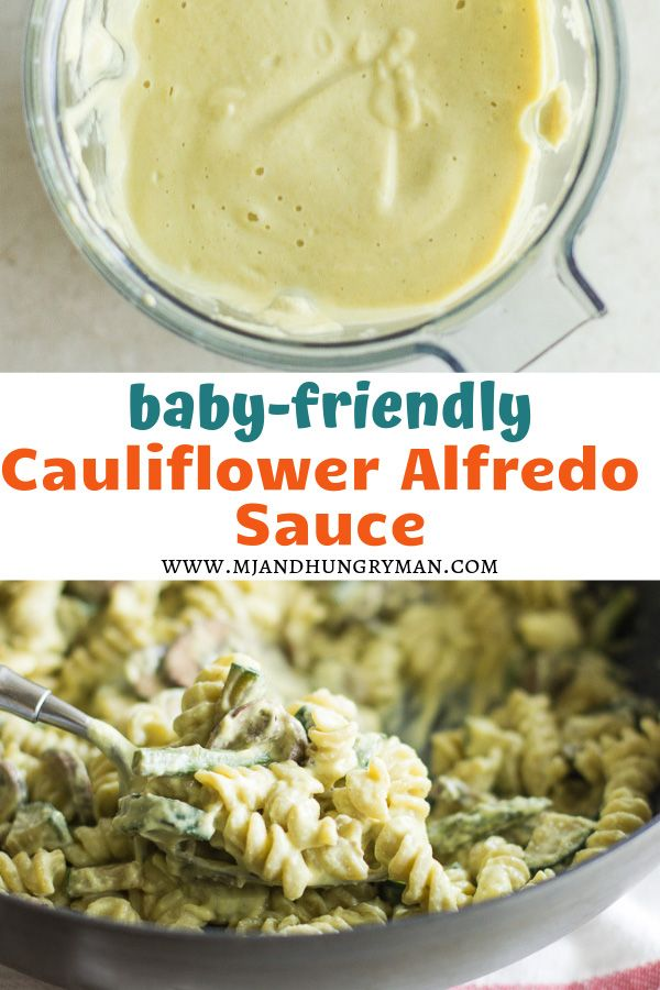 Cauliflower Cashew Alfredo Sauce A healthy twist on the classic creamy sauce! This easy kid-friendly cauliflower cashew alfredo sauce tossed with pasta or added to casseroles is the perfect comfort meal that the entire family can enjoy! |