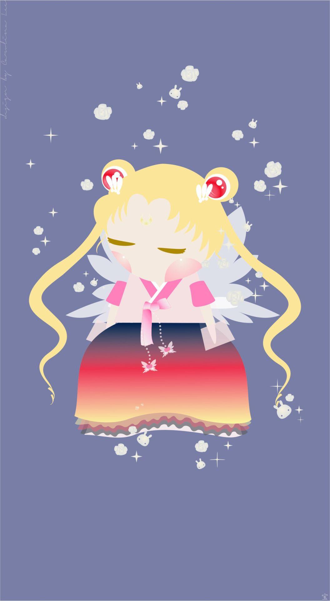 Antologia by Carolina Lee - Eternal Sailor Moon [02]