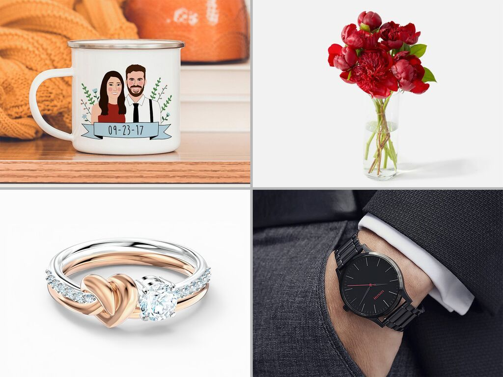 15year anniversary gifts for your wife husband or