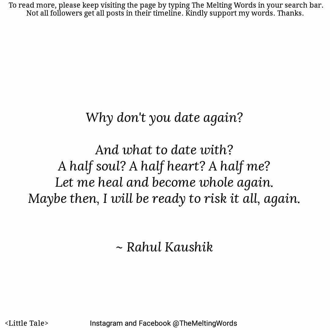 Date again to quotes ready 51 Best