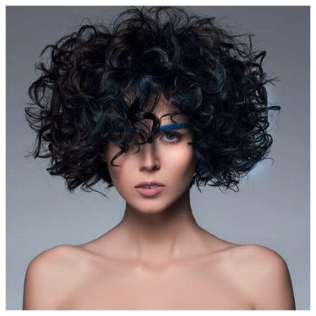 Hair Color Inspiration And Formulation Dark Denim