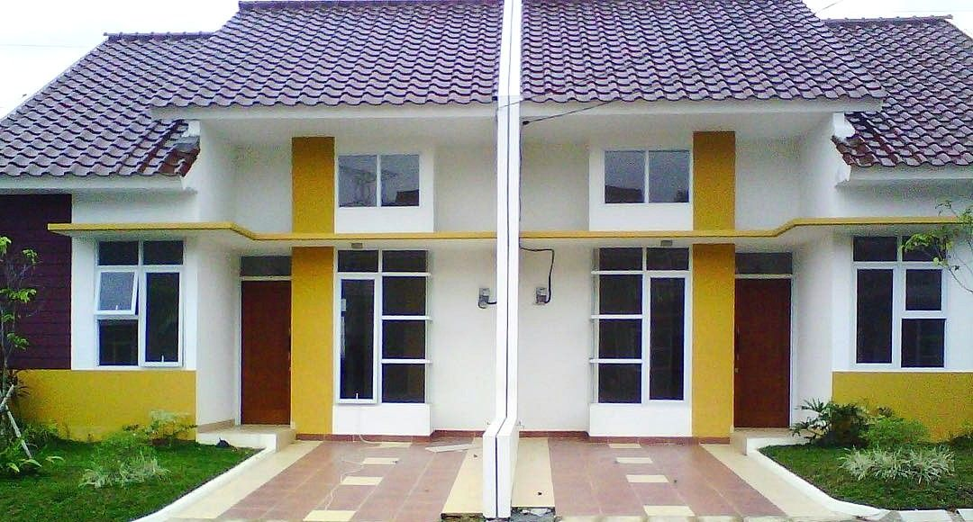 Cat Warna Rumah Yang Cerah