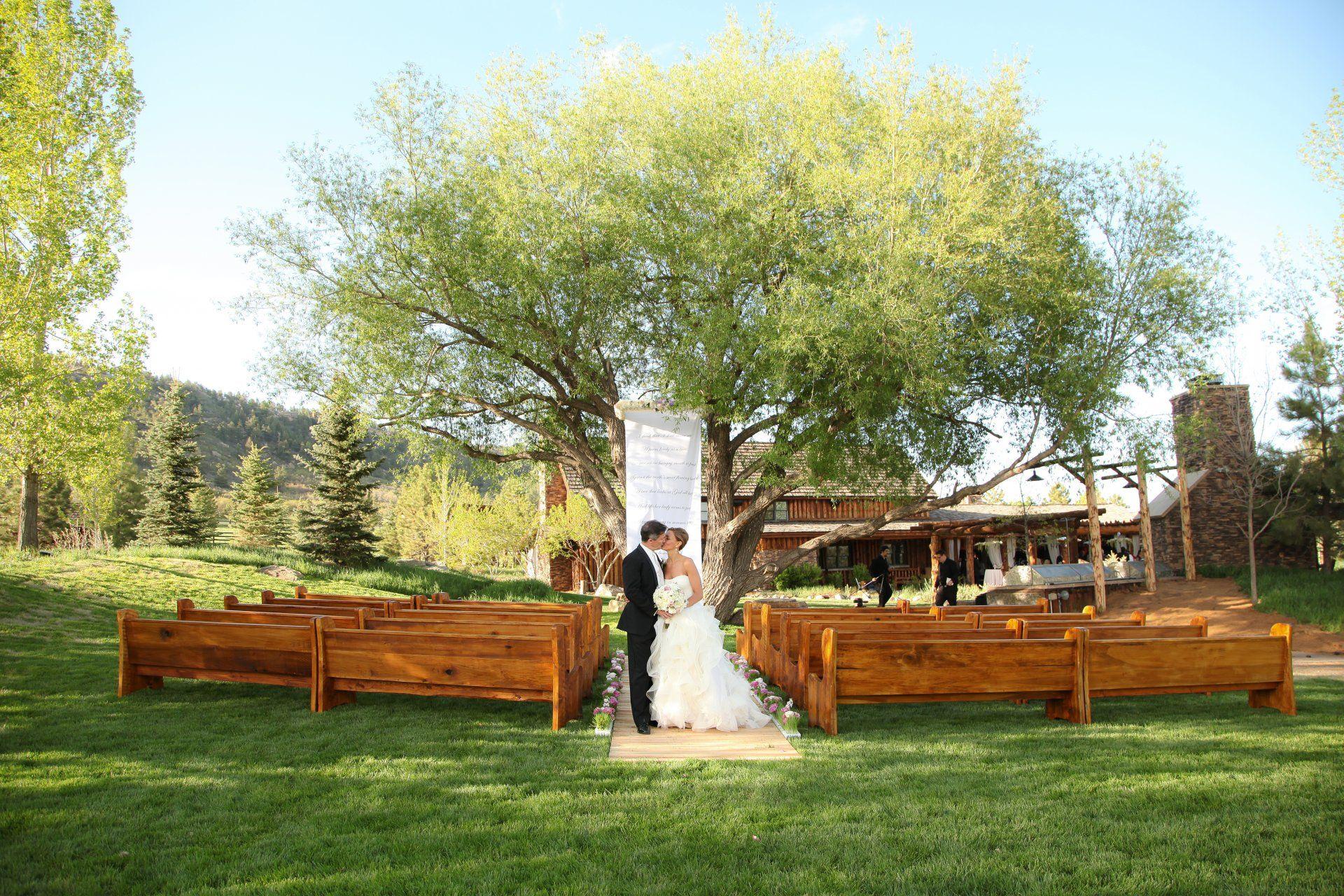 Spruce Mountain Events Gallery Colorado wedding venues