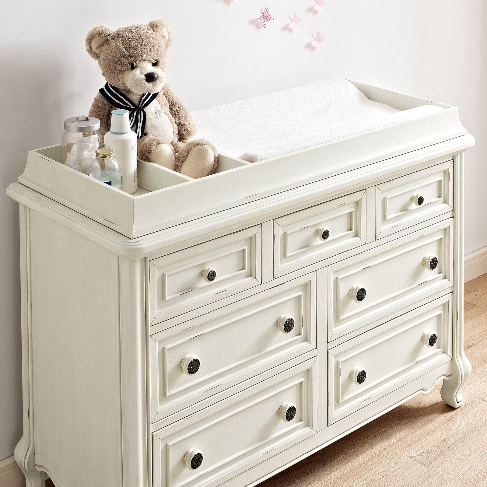 Baby knightly changing topper from